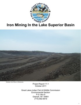 Iron Mining in the Lake Superior Basin 10.2011