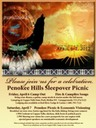The Penokee Hills Picnic and Sleepover April 6 - 7 2012