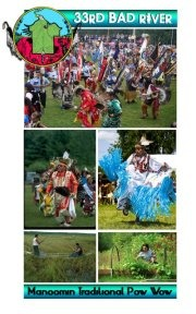 Bad River Pow-Wow